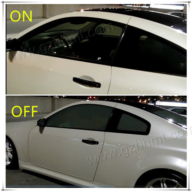 Image result for smart tint windows on car